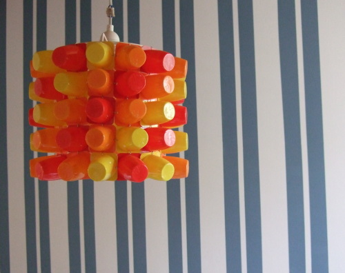 yogurt cup lamp