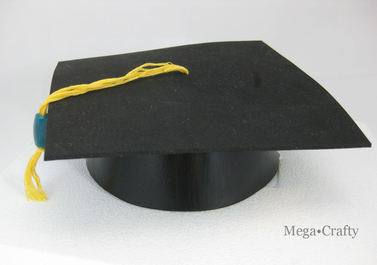 Cheap paper graduation hats for Cap crafter