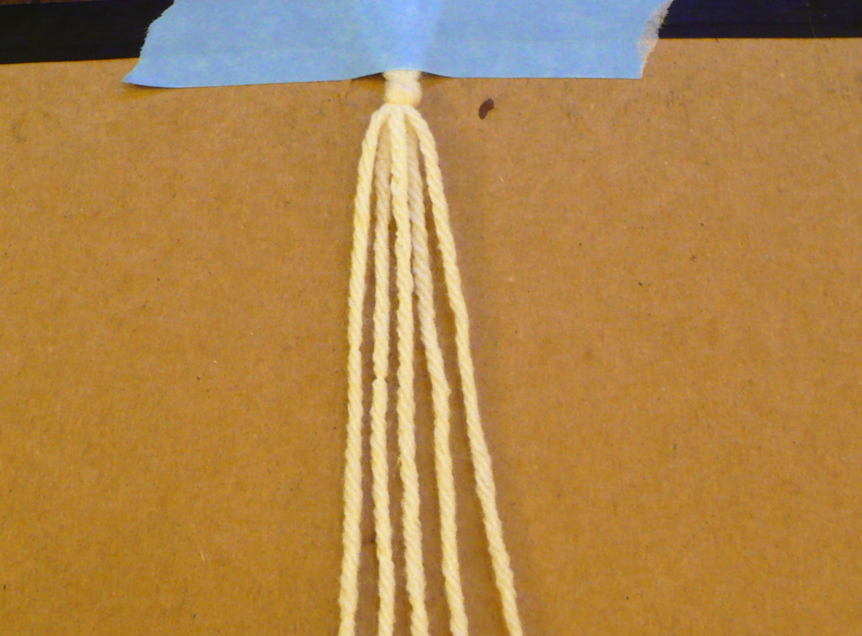 Make A Drinking Straw Weaving Loom Dollar Store Crafts