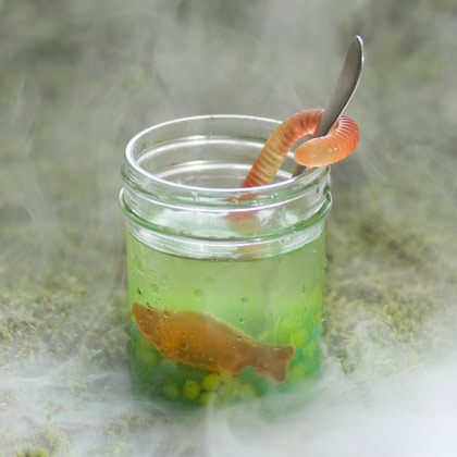 Zombie Party Drink: Swamp Juice by Family Fun [ Swamp Juice Recipe ...
