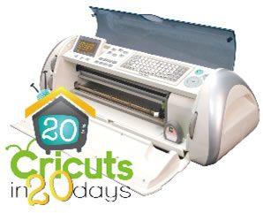 20 cricuts in 20 days