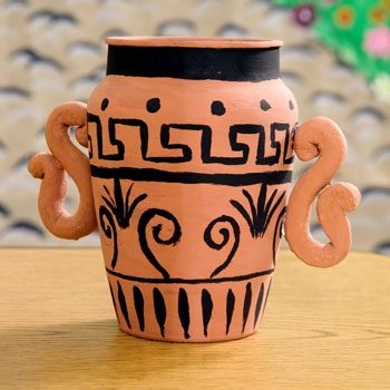 grecian urn craft