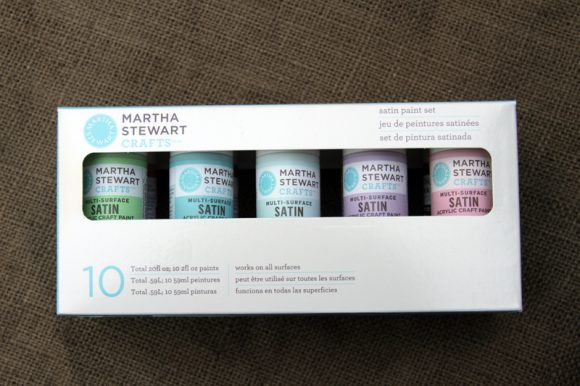 martha stewart paint satin