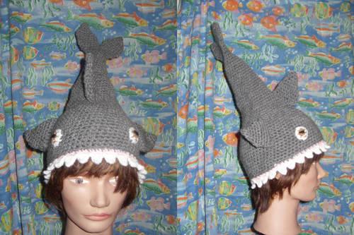 Crochet Shark Amigurumi Free Crochet Pattern | Crochet shark ... | 333x500