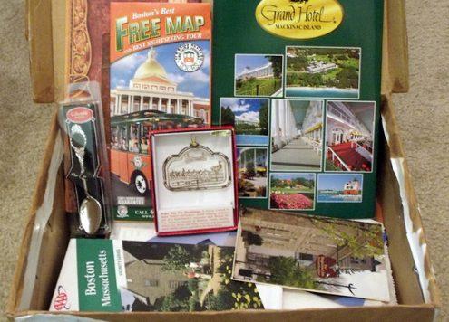 Melinda's Map Box