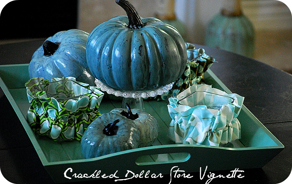 Make Upscale Pumpkin Decorations 187 Dollar Store Crafts