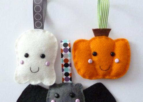 Halloween Plushies