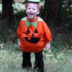 costume pumpkin