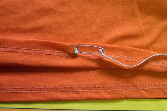 t-shirt casing