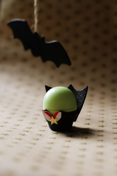 cute dracula halloween craft
