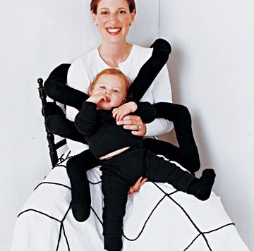 Spider and Web Costume