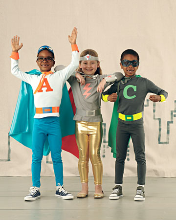 Easy Costumes Kids Can Make Themselves