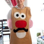 mr potato head costume