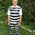 Prisoner Costume Idea