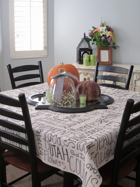 Thankful Tablecloth