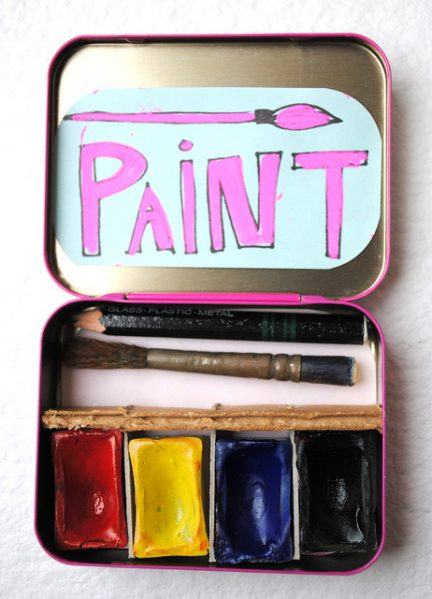 altoid tin art kit