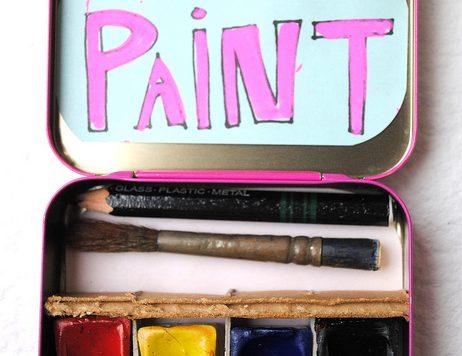 altoid tin art kit