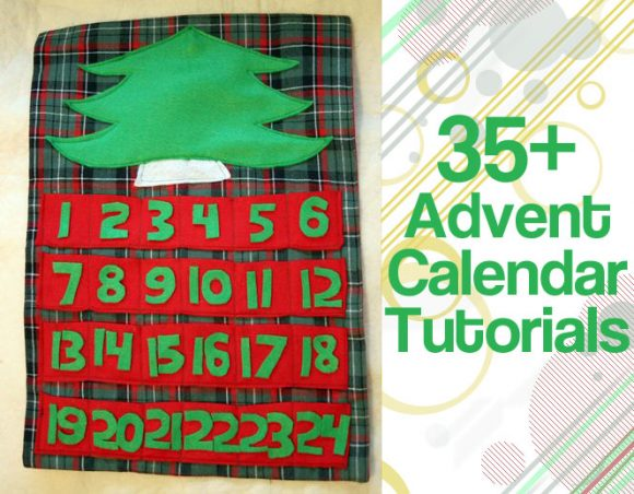 Unique Advent Calendar Ideas : Advent calendar ideas dollar store crafts