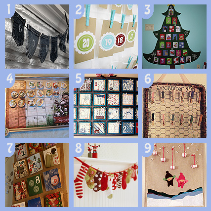 9 Advent Calendar Ideas