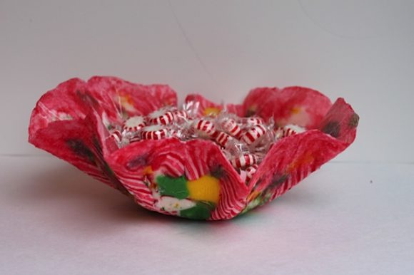 edible candy dish