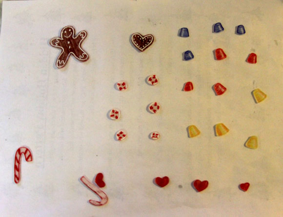 shrinky dinks after