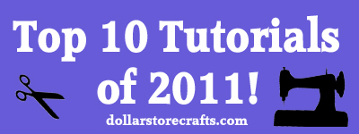 top 10 tutorials of 2011