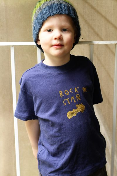 kid art tshirt