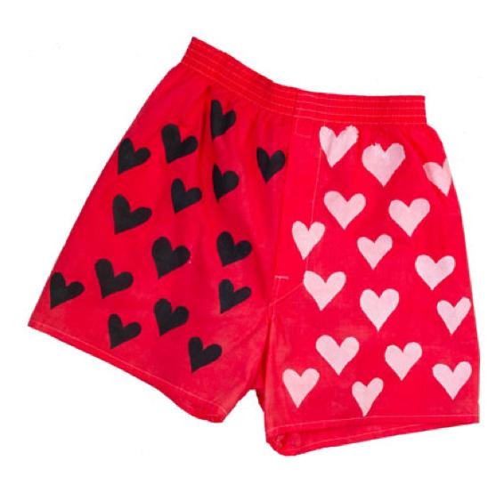 valentine boxers