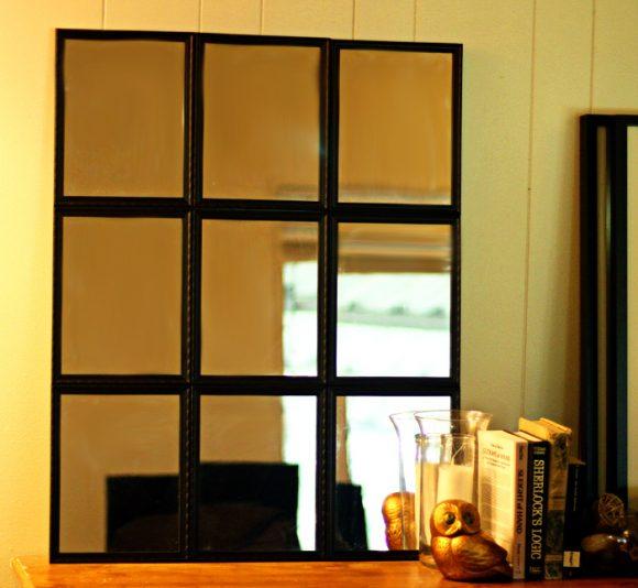 tiled mirror idy