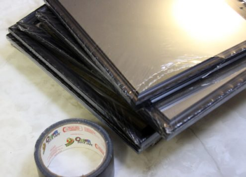 tiled mirror supplies