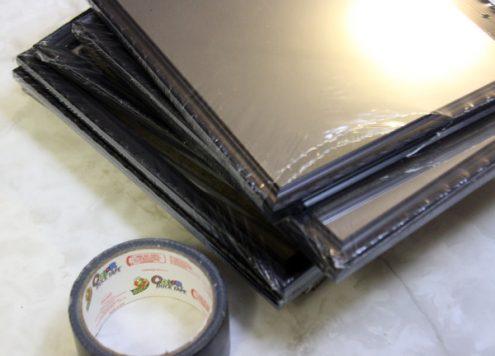 tiled mirror supplies