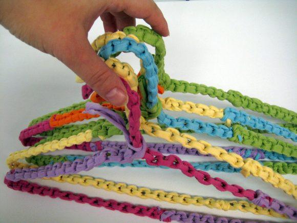 tshirt yarn hangers