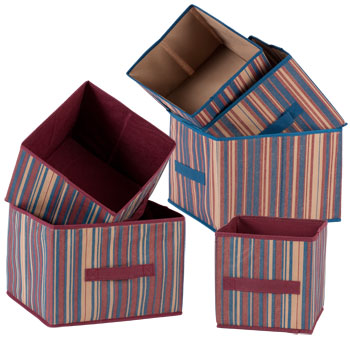 [Collapsible Storage Boxes]