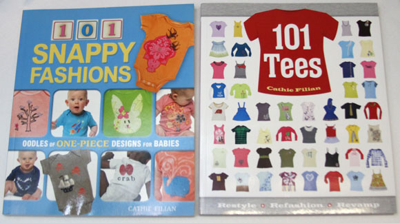 tshirt crafting books