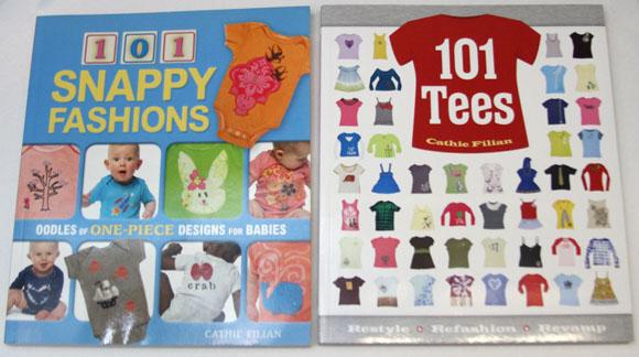 tshirt crafting books
