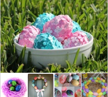 Easter Egg Pinterest Board