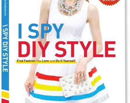 i spy DIY book