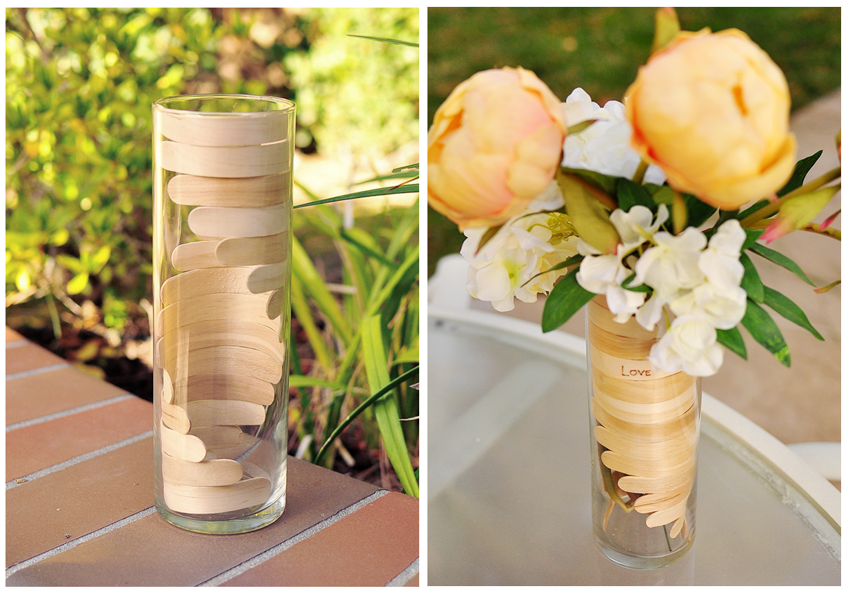 Make a popsicle stick helix vase dollar store crafts when reviewsmspy