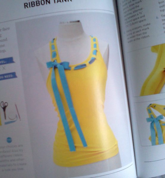 T Shirt Cutting Designs Ideas source pintrestcom You Could Make This With Dollar Store Ribbon Or Maybe Cut Up A Dollar Store T Shirt To