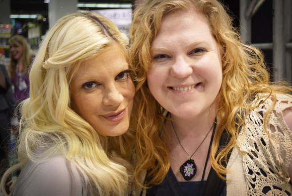 heather and tori spelling
