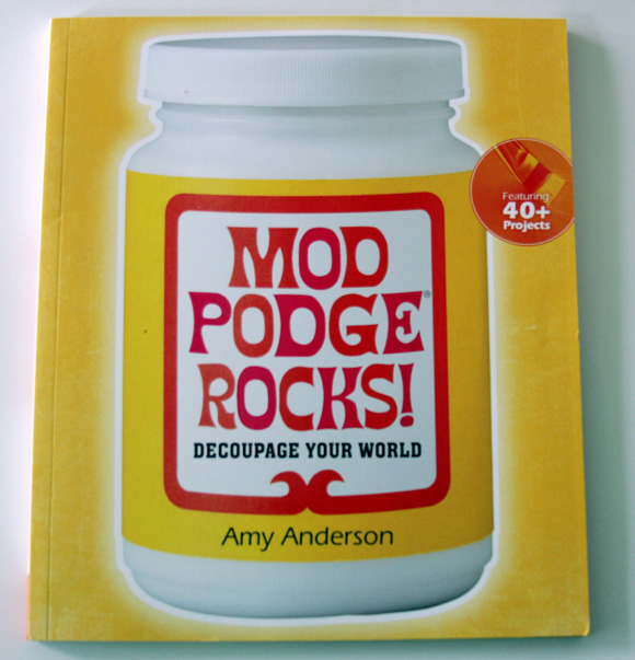 modge podge projects