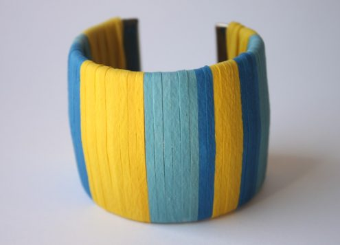 rubber band cuff