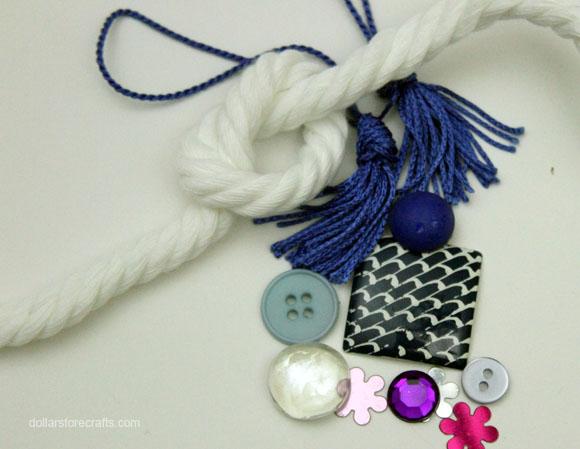 flowercone embellishments