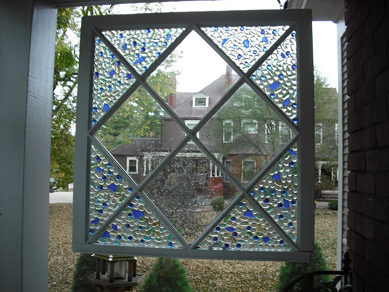 Glass Bead Mosaic Crafts