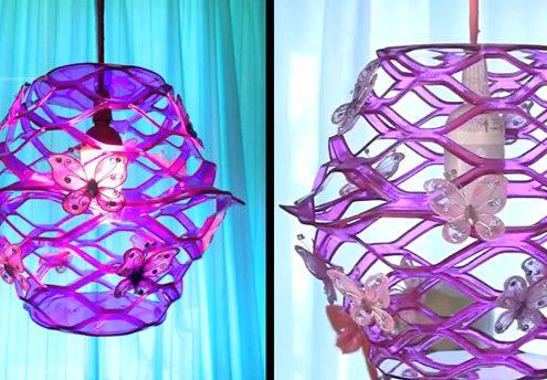 Dollar Store Pendant Lamp DIY by mark Montano