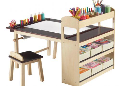 guidecraft art desk
