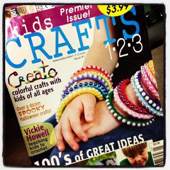 Skeleton Cursive Shirt In New Kids Crafting Magazine Kids Crafts 1