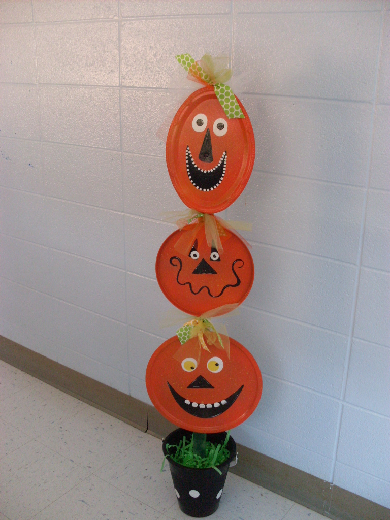 Halloween Platters