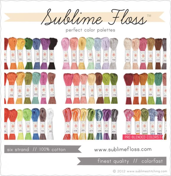 sublime floss