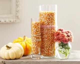 corn kernel vase